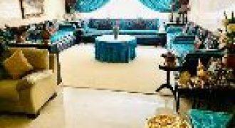 Appartement a. Abdelmoumen sup 144.0 m². 3 ch res fermee et climatisation