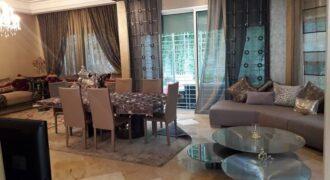 villa à vendre à Nassim sup 380m² 3Ch terrasse
