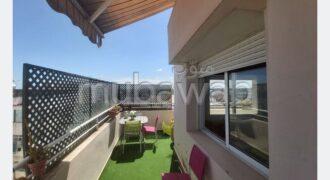 Confrere alpro rachid Appt à vendre les hopitaux sup 140m² 3Ch terrasse
