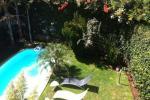 vl325 villa  A louer meuble à Ain Diab  Superficie  450 m²